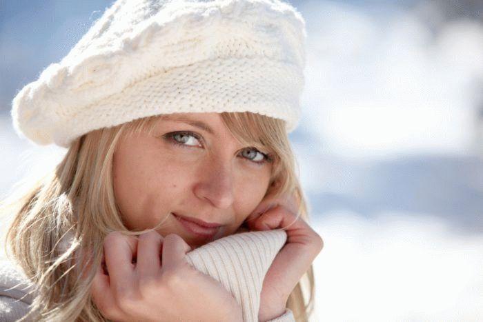 Модные шапки и шарфы зима 2019