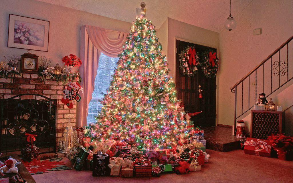 Как нарядить елку на Новый год (50 фото)