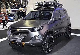 Chevrolet Niva 2018 обзор автомобиля