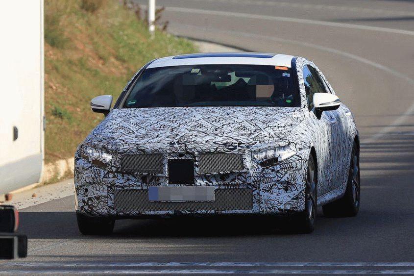 Mercedes CLS 2018 обзор нового авто
