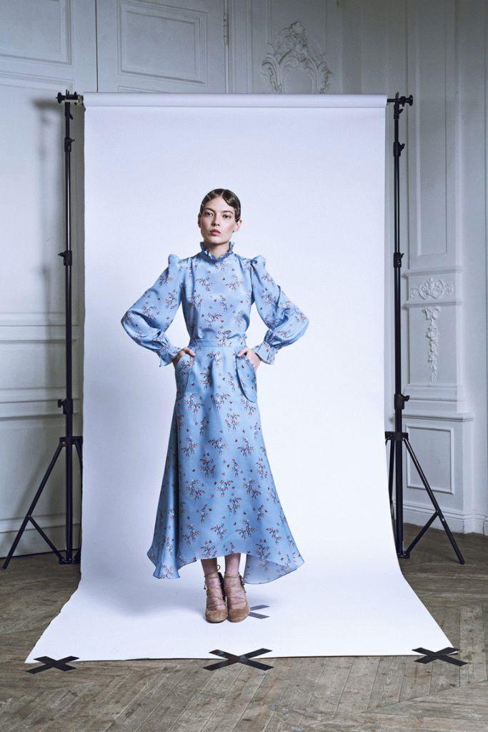 Модные вечерние и коктейльные платья зима 2019
