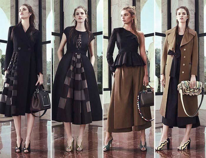 Модные повседневные платья зима 2019