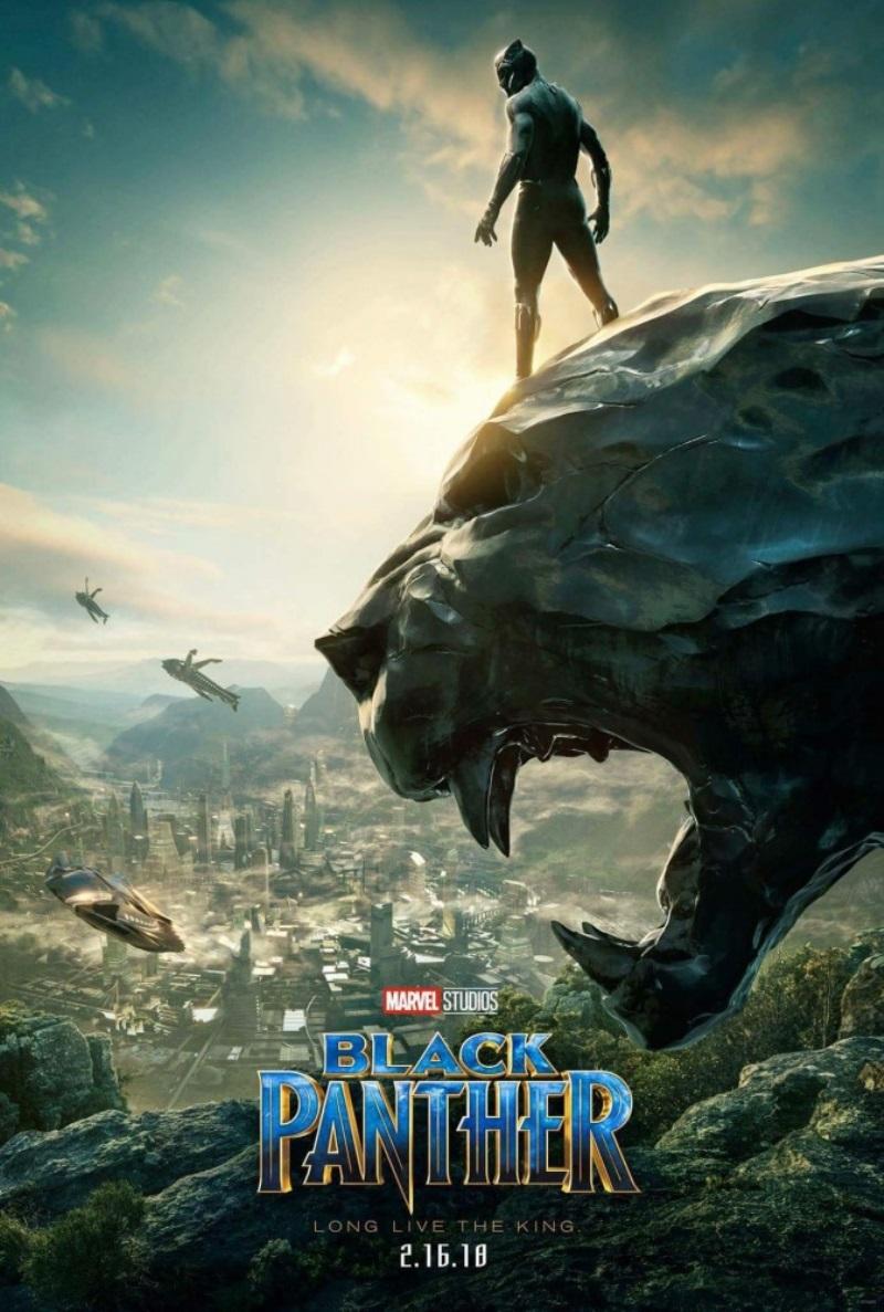 Черная пантера – фильм 2018 года