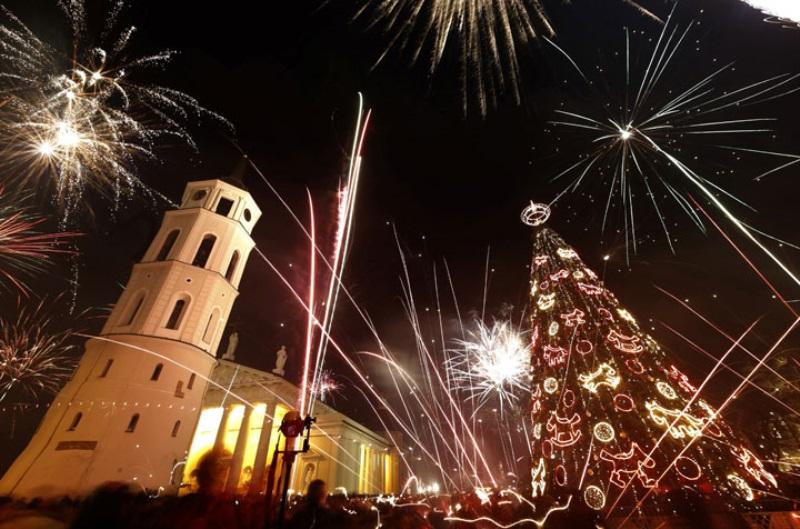 Туры в Прибалтику на Новый 2018 год